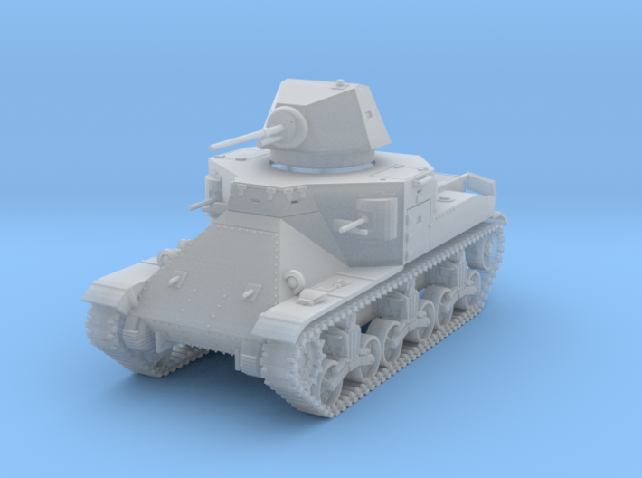 PV36B M2 Medium Tank (1/100) 3d printed