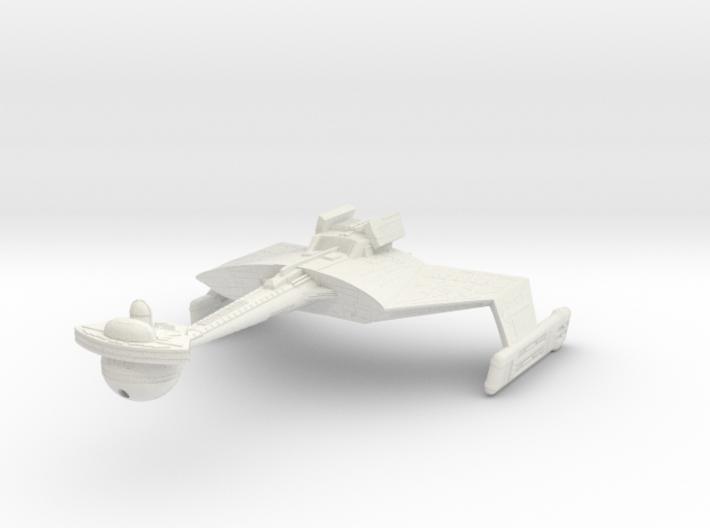 Ktinga Class BattleCruiser Small 3d printed