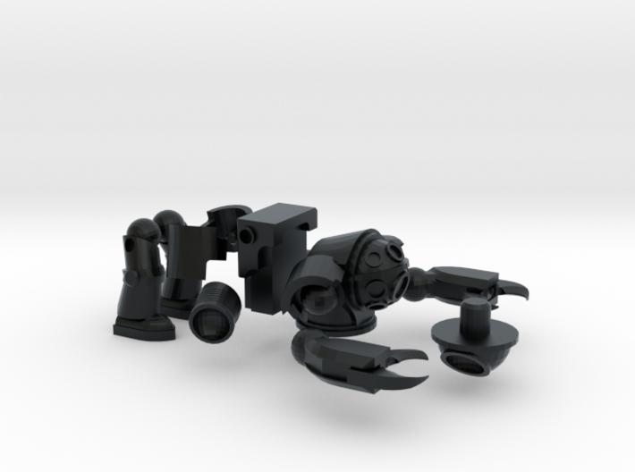 Schwerer Tauch-bot / Heavy Dive-bot (6mm ball) 03 3d printed