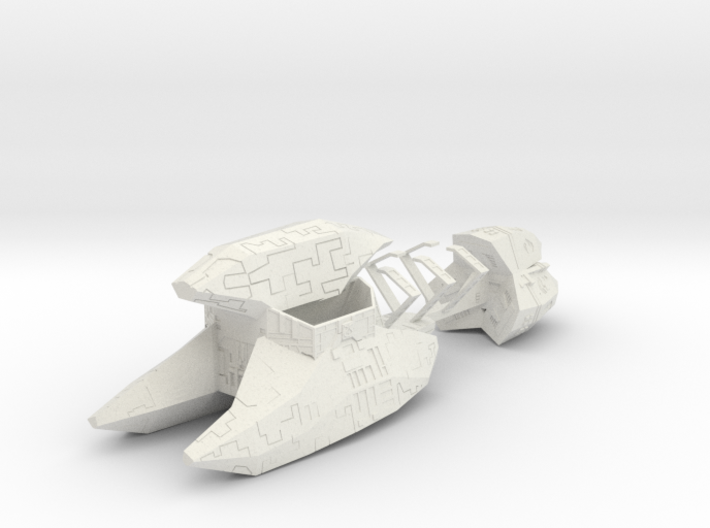 Beast Mothership 3d printed