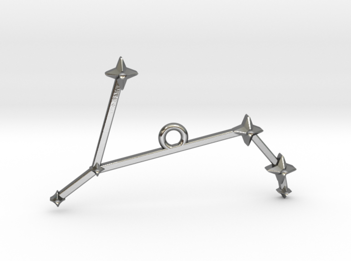 The Constellation Collection - Aries 3d printed