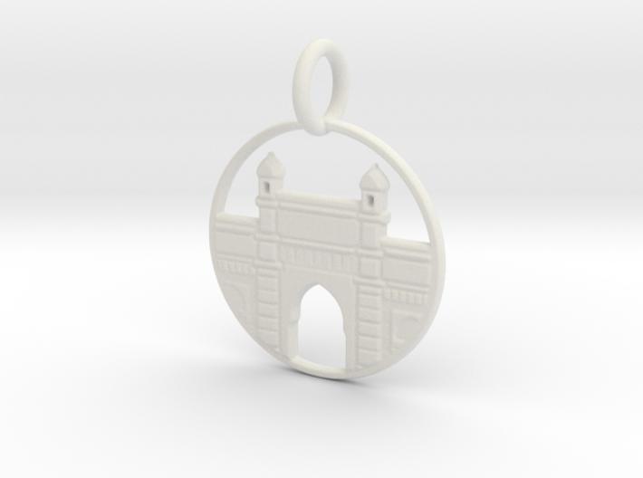 Gateway Of India 3d printed