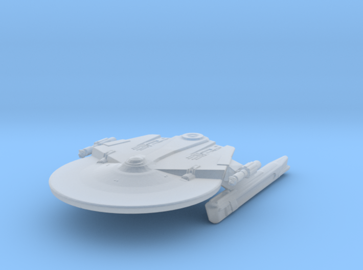 USS Saratoga NCC-31911 Attack Wing 3d printed