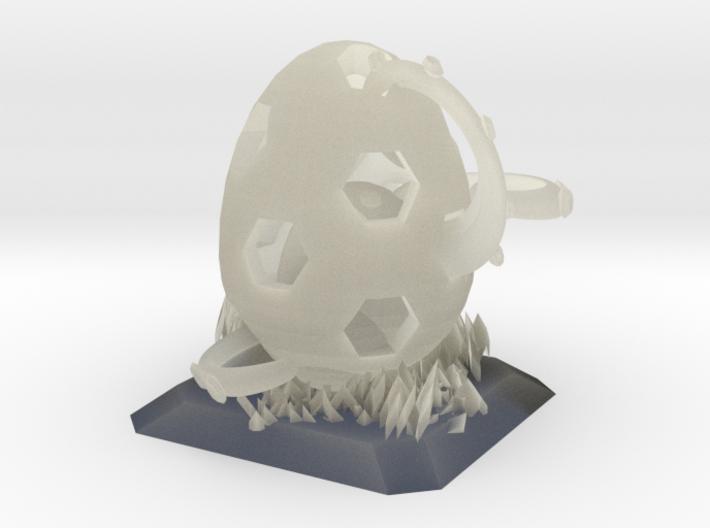 Ingenious Kieran-wolt 3d printed