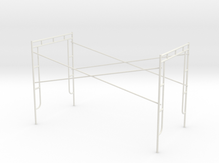 1:24 Assembly 60x120x76 3d printed