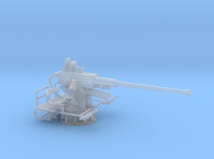 1/72 USN Single 40mm Bofors 3d printed