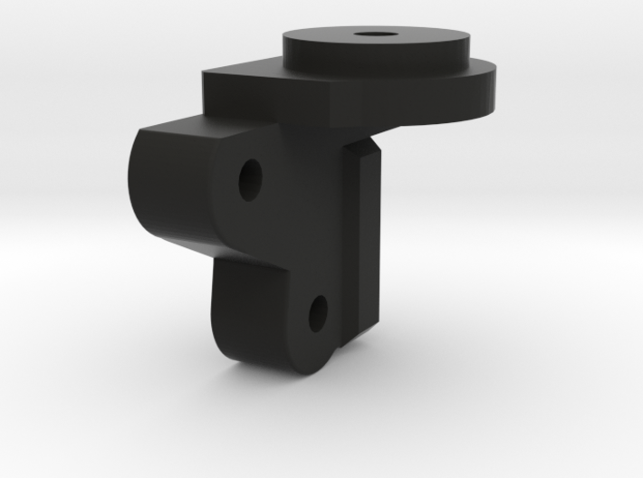 CMAX+SCX2 axle Front Right Coil Bucket 3d printed