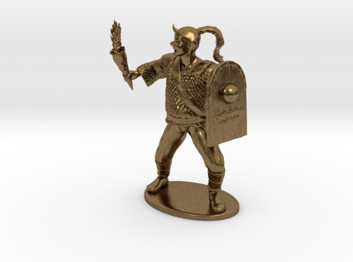 Goblin Miniature (MM Cover) 3d printed