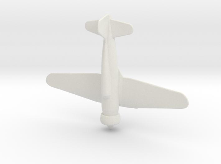 Ki-15 C5M Babs 1/200 Scale 3d printed