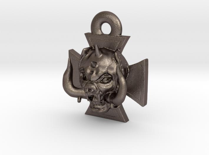Motorhead Warpig Keychain 3d printed