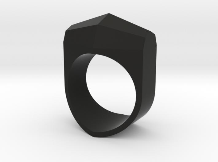 Octo Ring Size Medium 3d printed