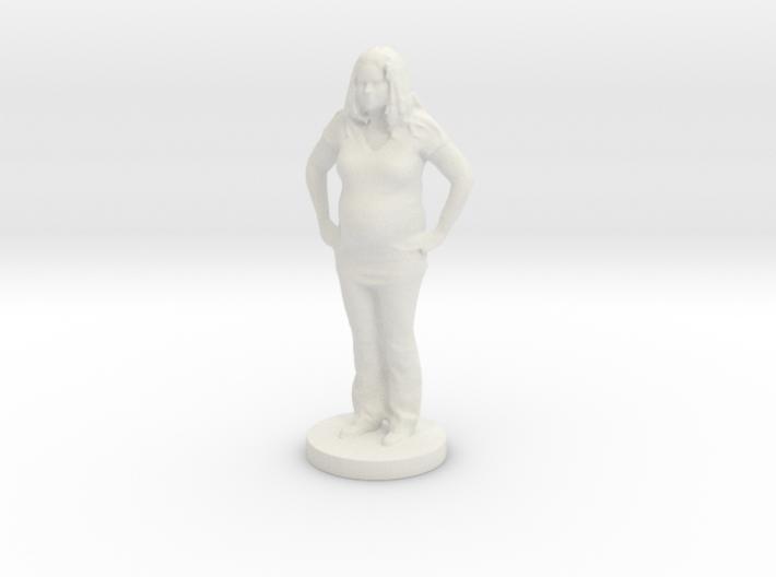 Printle C Femme 130 - 1/24 3d printed