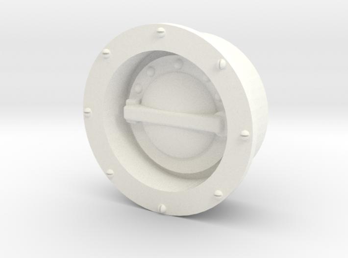 Wessex Fuel Filler 3d printed