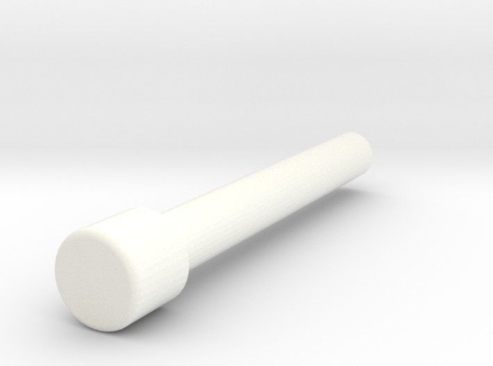 Wessex Tail Wheel Piston 3d printed