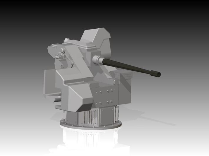 1 x 30mm Cannon kit - 1/72 3d printed 30mm Canon