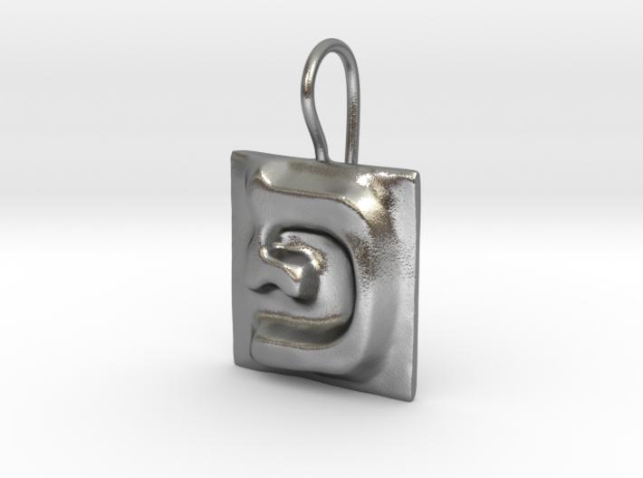 17 Pe Earring 3d printed