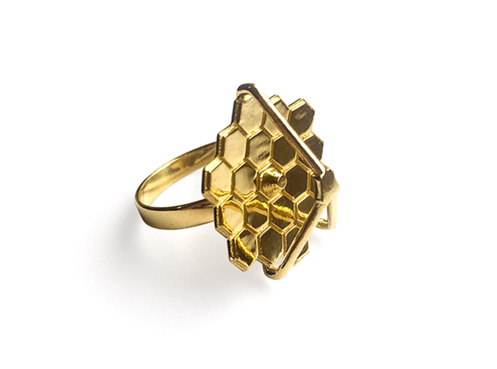 James Webb Ring 3d printed