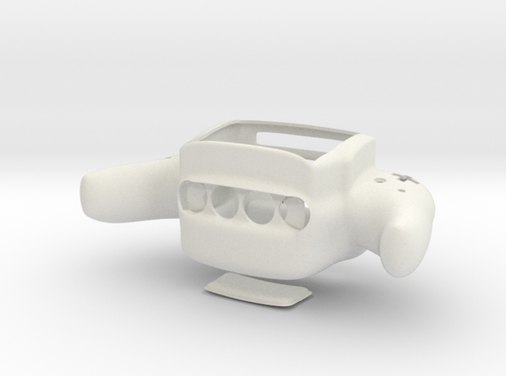 Nintendo64 Portable Conversion Kit (Work In Progre 3d printed