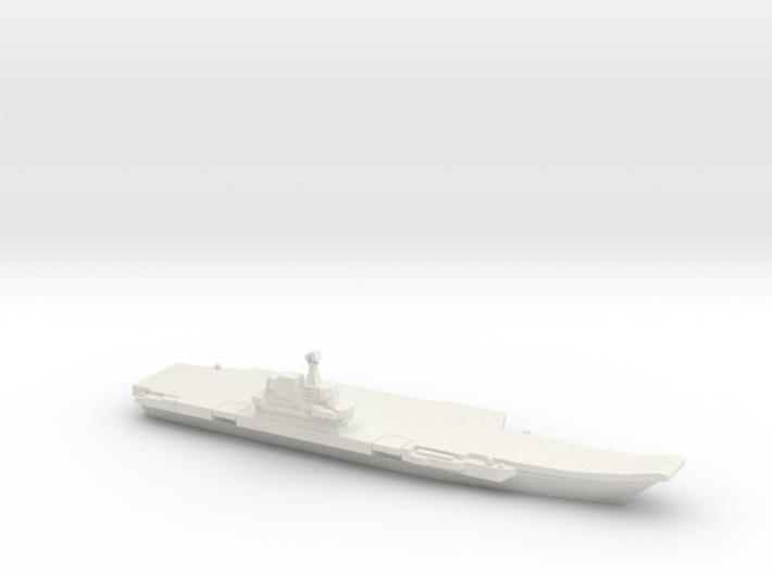 PLA[N] 001A Carrier (2016), 1/3000 3d printed
