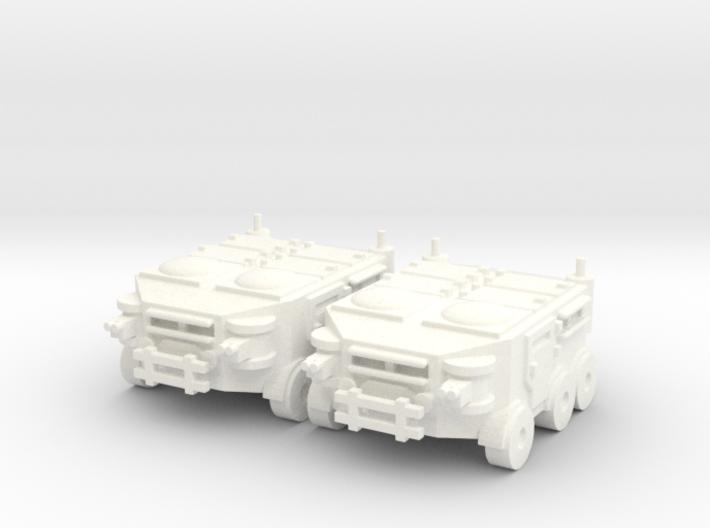 Heavy APC 3d printed