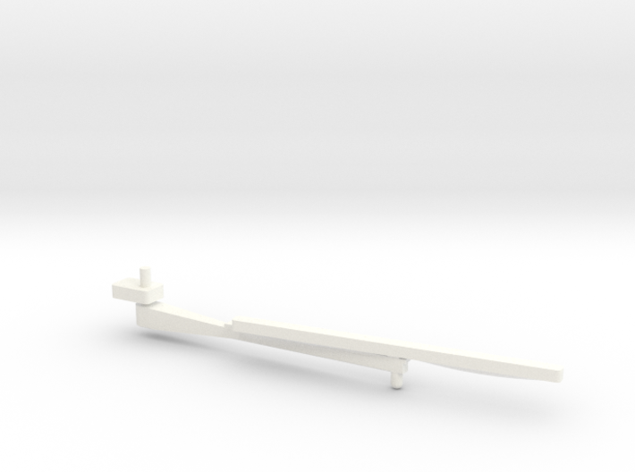 PN Wessex Wiper Right 3d printed