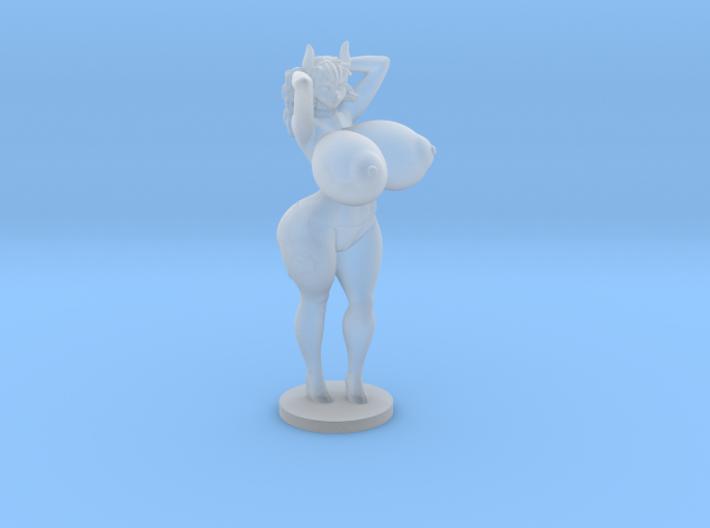 Moo the Minotaur Topless- 40mm 3d printed