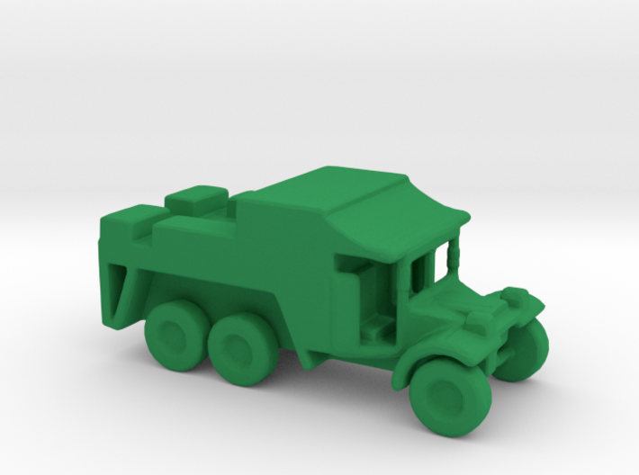 1/200 Scale Morris CD SW Tractor 3d printed