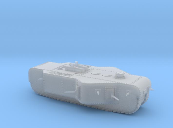 K-Wagen (6mm) 3d printed