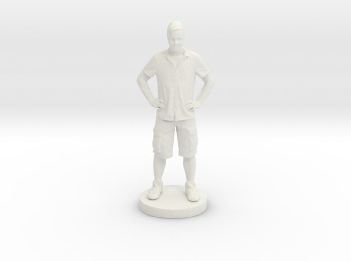 Printle C Homme 134 - 1/24 3d printed