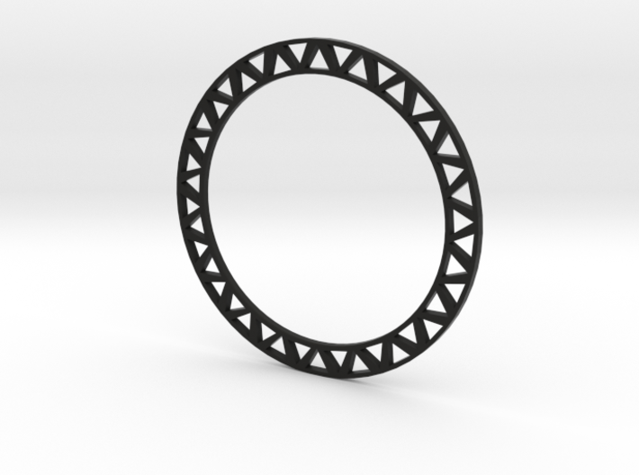 Stackable Bangle Bracelet 3d printed