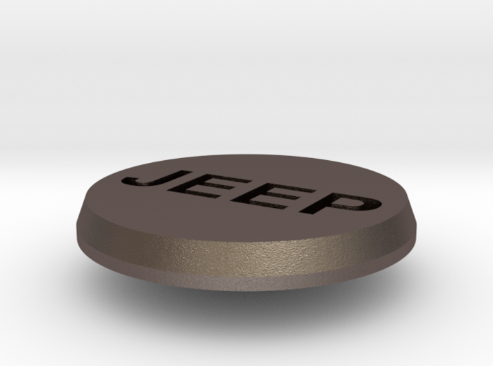 Jeep Buttons 3d printed