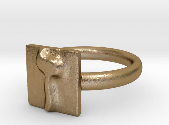 07 Zayn Ring 3d printed