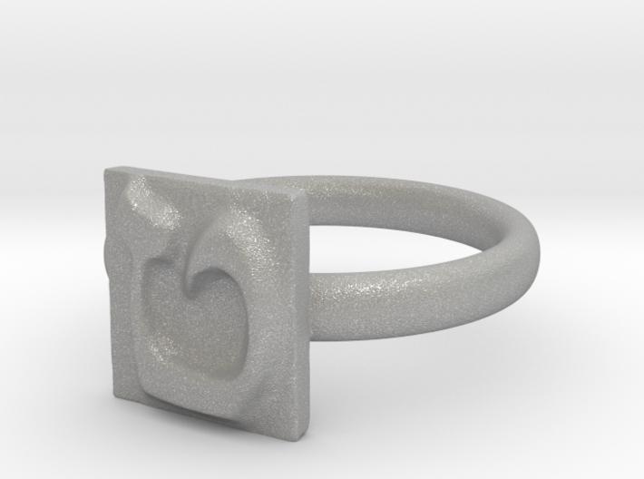 09 Tet Ring 3d printed