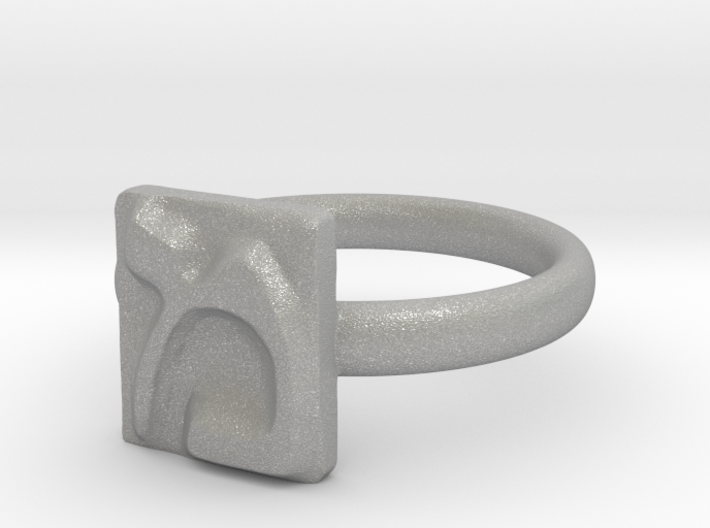 13 Mem Ring 3d printed