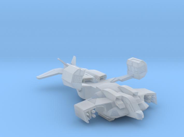 Dropship UD8 3d printed