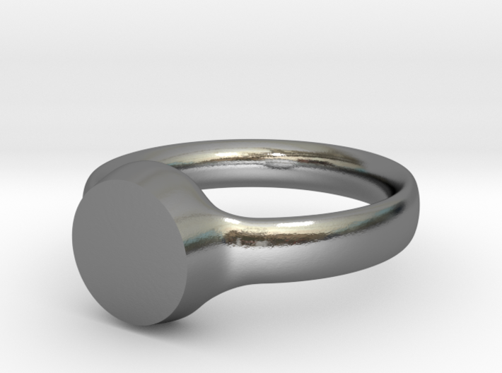 Customizable Ring T2 (62 - 19.8mm) 3d printed
