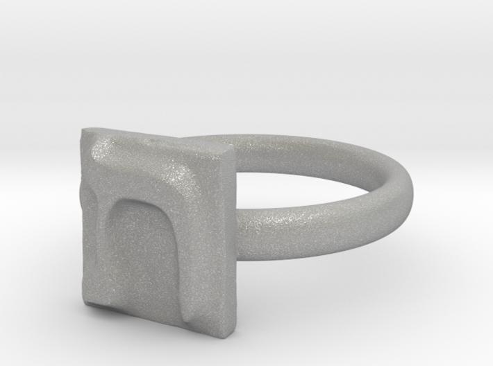 22 Tav Ring 3d printed