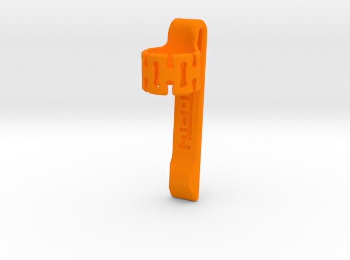 Pen Clip: for 10.5mm Diameter Body 3d printed