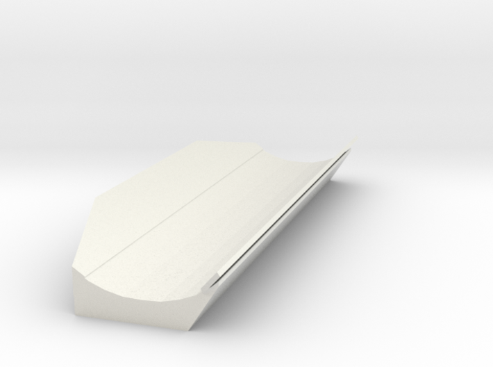 1/50 Cat D8r Angle Blade 3d printed