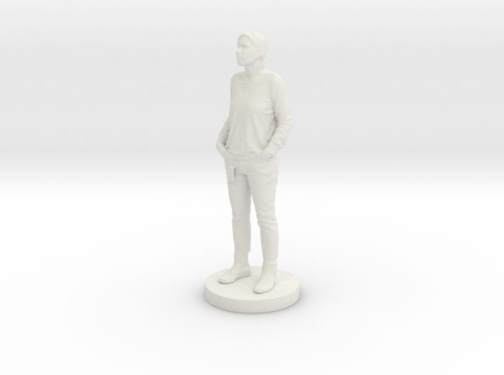 Printle Classic Femme 193 - 1/24 3d printed