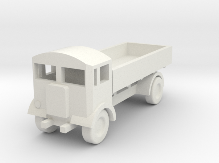 1/200 Scale AEC Matador 3d printed
