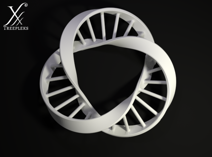 The Cycle of life 3d printed Cycle render.