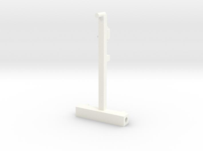 Better Bilt Manure Spreader Frame 3d printed