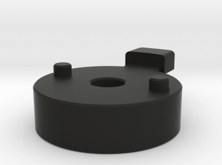 SX-64 Handle Lock Dummy 3d printed