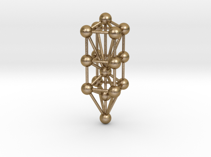 """3D Tree Of Life .7"""" 3d printed"""