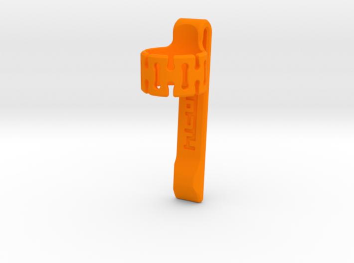 Pen Clip: for 12.0mm Diameter Body 3d printed