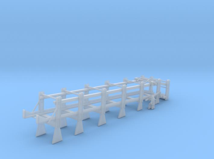 1/48 DC Release Track Mk 9 Mod 0 (Port) V2 3d printed