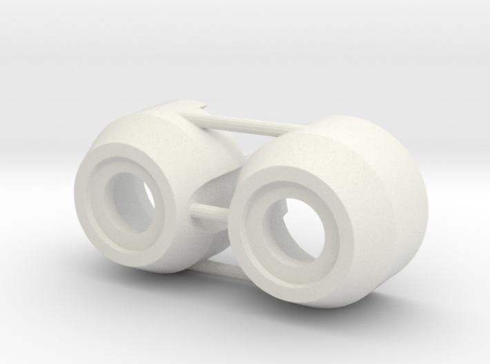 1/16 Panther Driveshaft Bearing Covers 3d printed