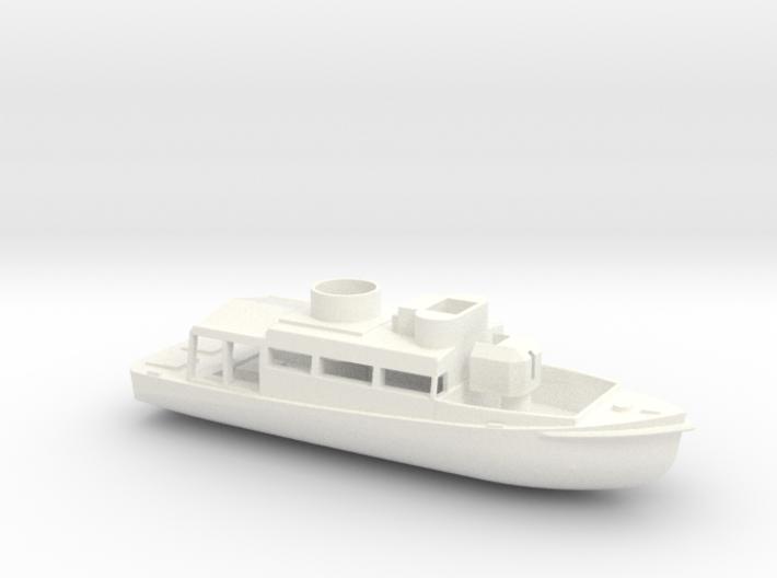 1/144 Scale Patrol Boat 3d printed