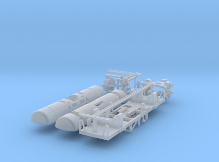 JNR- Taki 10450 type MCP ver1.1 3d printed